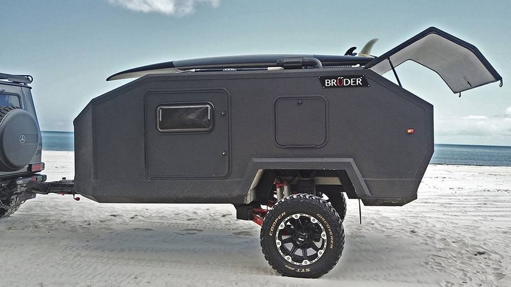 Bruder EXP-4 Off-Road Expedition Trailer