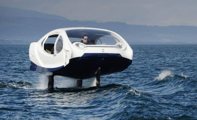 Bubble Electric Hydrofoiling Taxis in Miami (3)