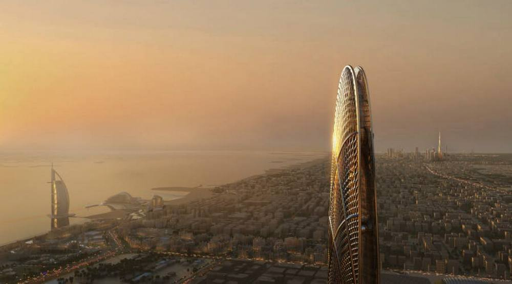 Burj Jumeira new Tower in Dubai