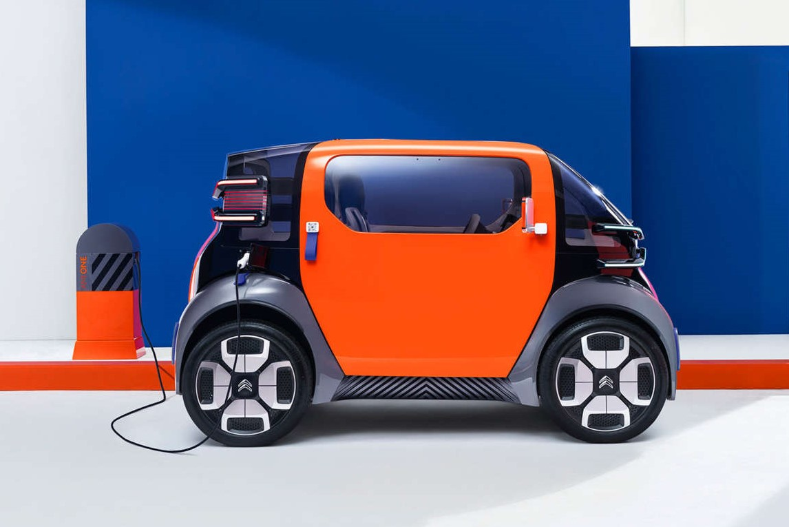 Citroen's tiny Ami One Concept
