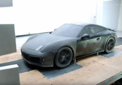 Development of 2020 Porsche 911