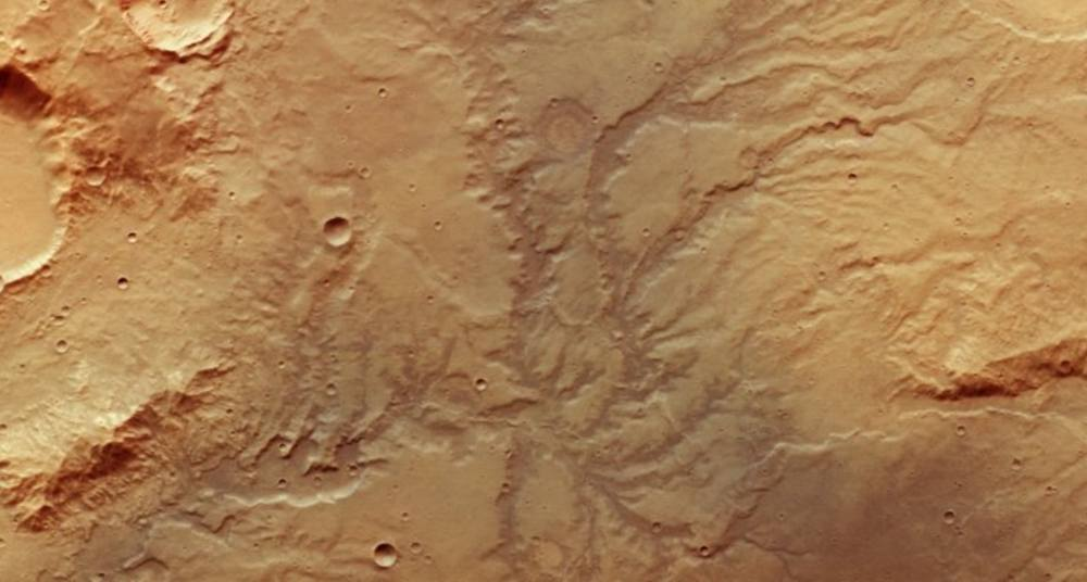 Evidence of Ancient Flowing Water on Mars (4)