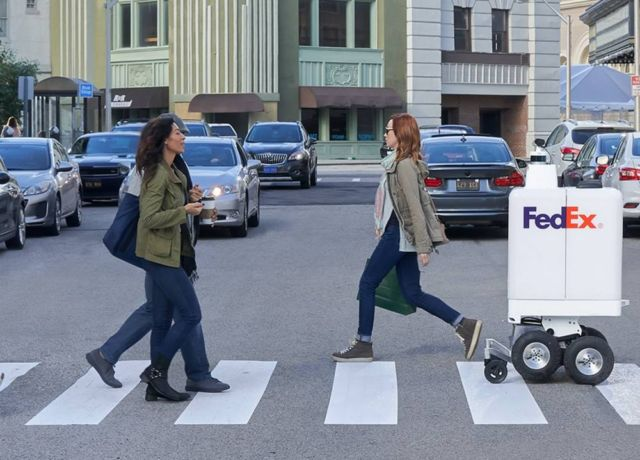 FedEx SameDay Autonomous Bot (1)