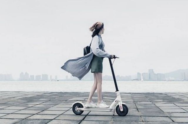 Hackers can control some Electric Scooters