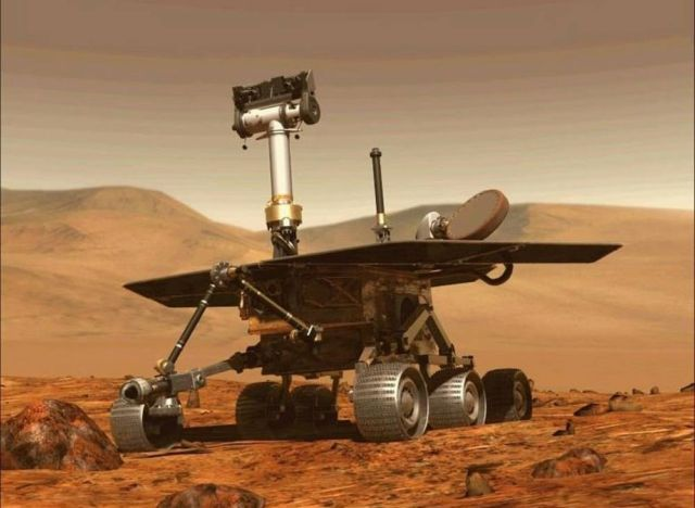 Mars Opportunity Rover is dead