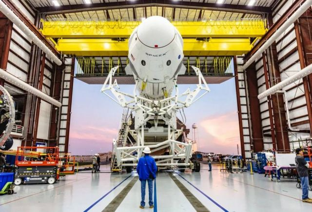 NASA gives SpaceX Crew Dragon permission for its First Test Flight