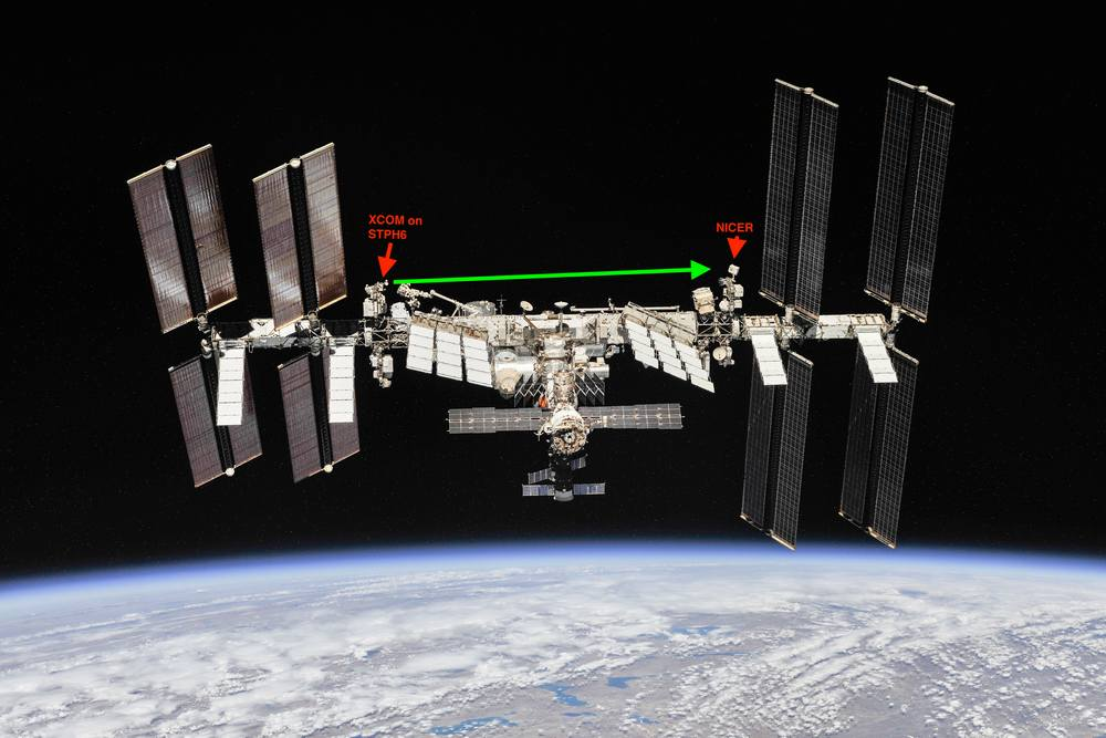 NASA is testing X-ray Communications in Space