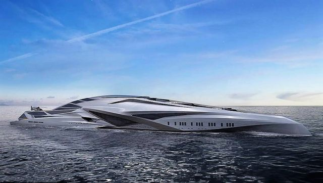 Palmer Johnson 229m 'Valkyrie Project' Superyacht
