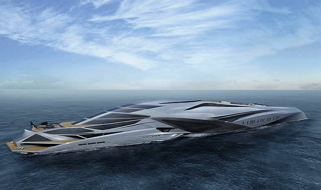 Palmer Johnson 229m 'Valkyrie Project' Superyacht (1)