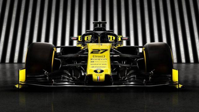 Renault 2019 Formula 1