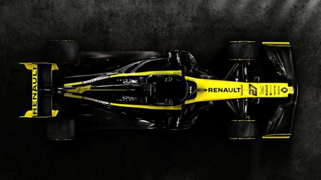 Renault 2019 Formula 1 (1)