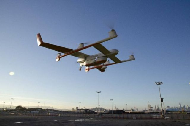 The Cargo Drone that can carry 500 Pounds