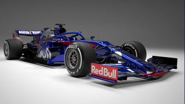 Toro Rosso 2019 Formula One car