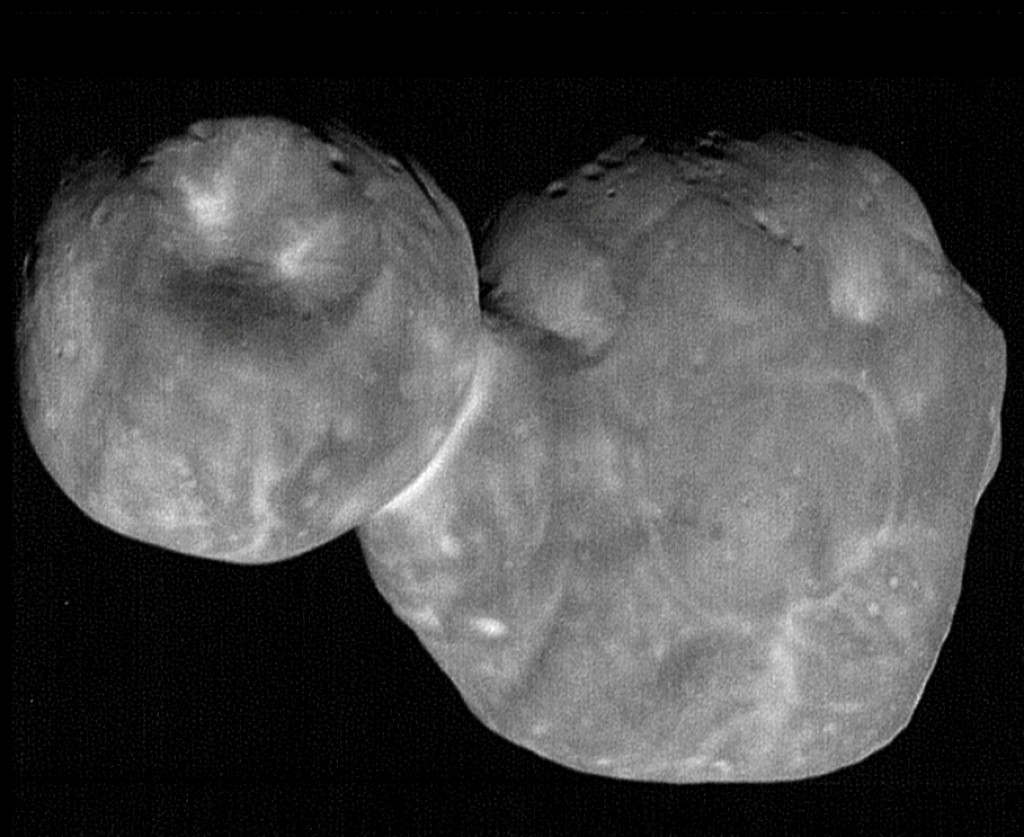 Ultima Thule Sharpest image