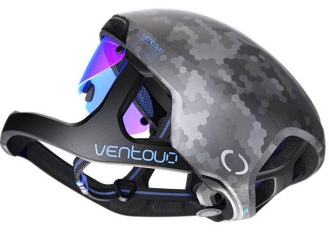 Ventoux Hybrid Cyclists Helmet