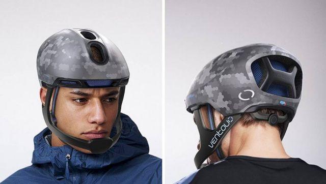Ventoux Hybrid Cyclists Helmet (7)