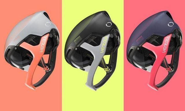 Ventoux Hybrid Cyclists Helmet (6)