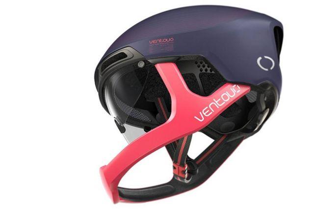 Ventoux Hybrid Cyclists Helmet (5)