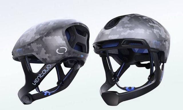 Ventoux Hybrid Cyclists Helmet (4)