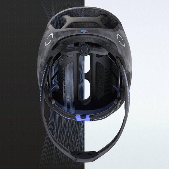 Ventoux Hybrid Cyclists Helmet (1)