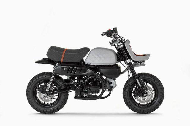 Viba Jane Honda Monkey Motorbike (3)