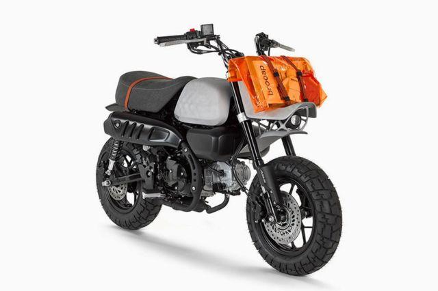 Viba Jane Honda Monkey Motorbike (1)