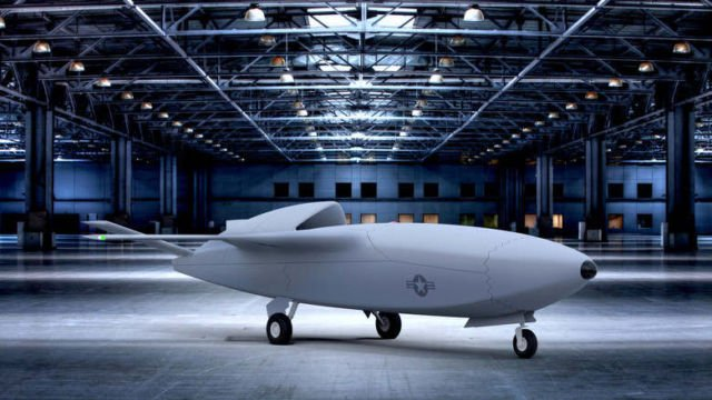 Air Force is working on an Unmanned Combat Air Vehicle