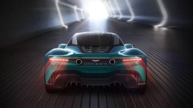 Aston Martin Vanquish Vision Concept (5)