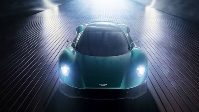 Aston Martin Vanquish Vision Concept (4)