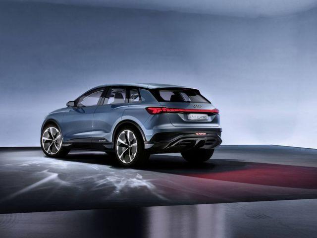 Audi Q4 e-tron concept at Geneva Motor Show (9)