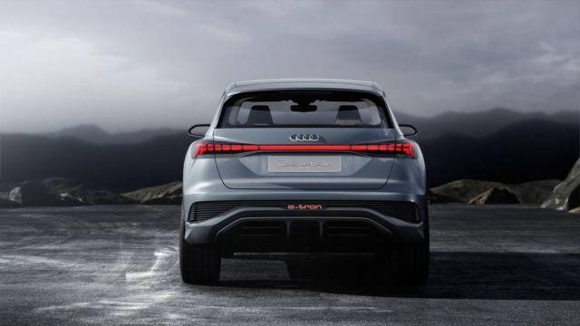 Audi Q4 e-tron concept at Geneva Motor Show (7)