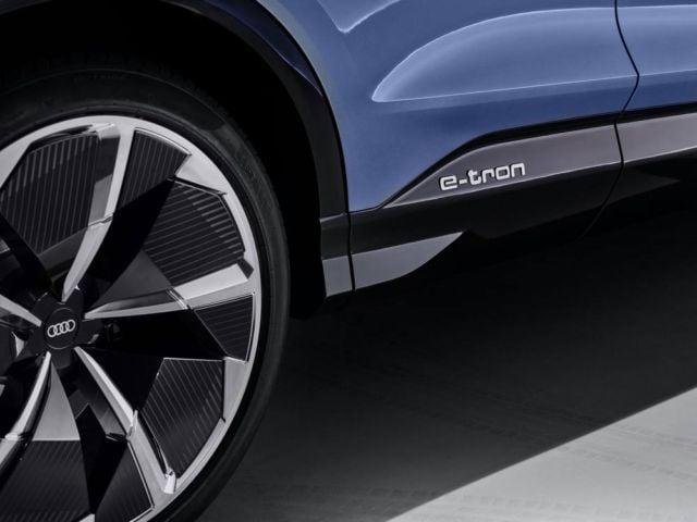 Audi Q4 e-tron concept at Geneva Motor Show (2)