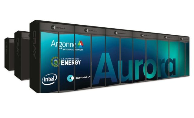 Aurora will be the fastest Supercomputer in U.S. history