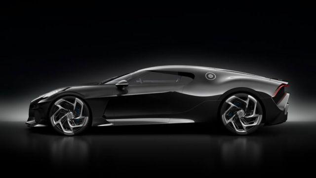 Bugatti La Voiture Noire Coupe unique Hyper Sports car (6)