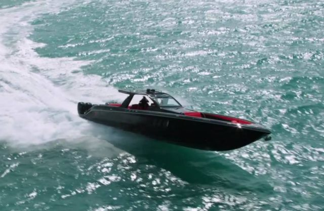 Cigarette Racing 59' Tirranna speedboat (2)