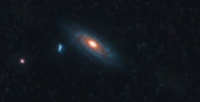 Dark Energy- The Void Filler
