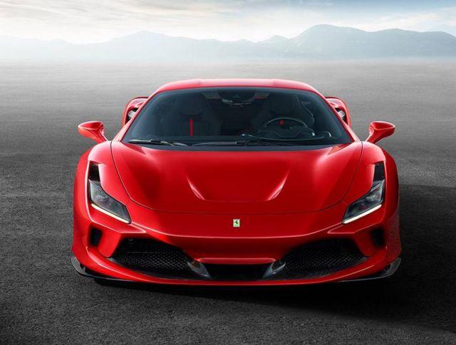 Ferrari F8 Tributo Coupe (6)