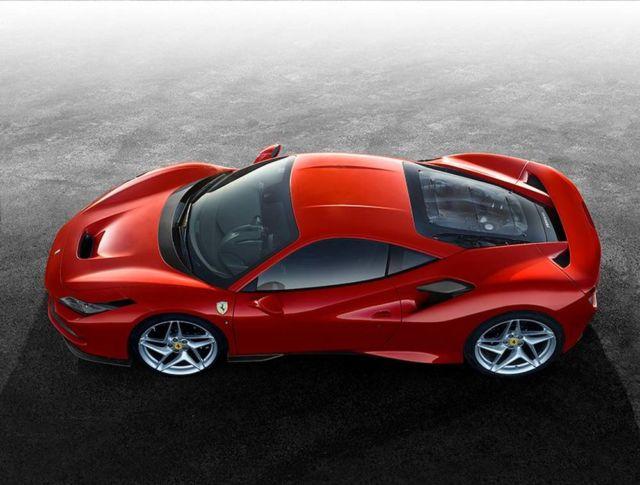Ferrari F8 Tributo Coupe (5)
