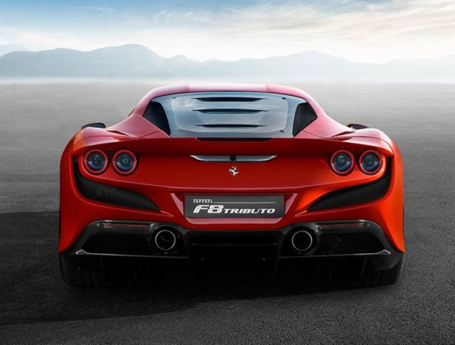 Ferrari F8 Tributo Coupe (4)