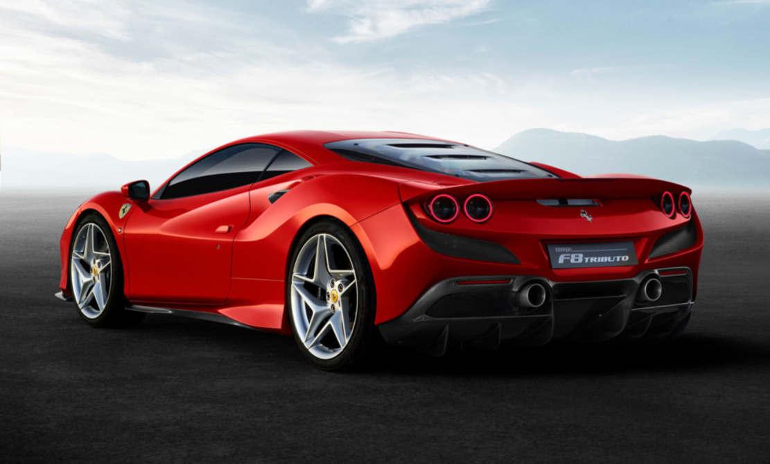 Ferrari F8 Tributo Coupe (1)