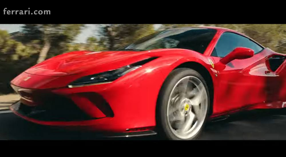 Ferrari F8 Tributo - official video