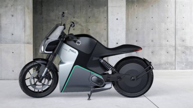 Fuell electric bicycle and e-motorcycle (7)