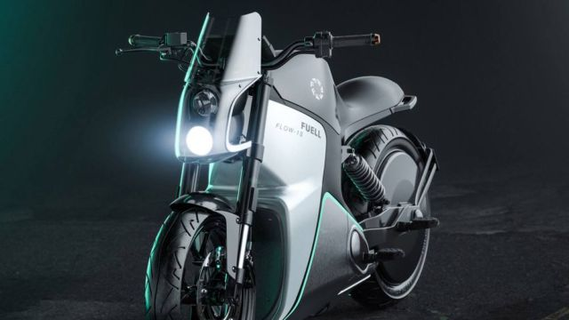 Fuell electric bicycle and e-motorcycle (4)