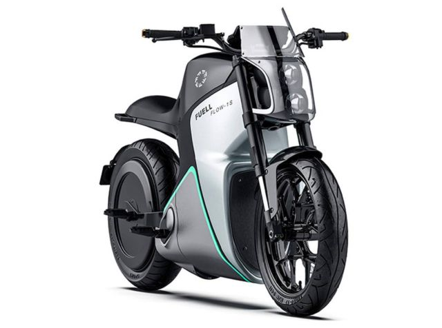 Fuell electric bicycle and e-motorcycle (2)