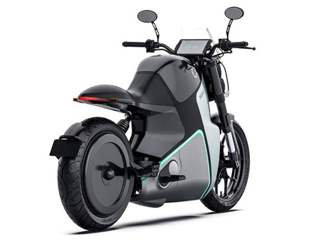 Fuell electric bicycle and e-motorcycle (1)