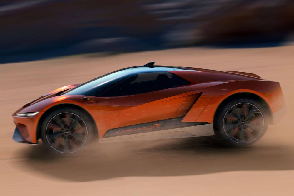 GFG Kangaroo electric all-terrain supercar concept (17)