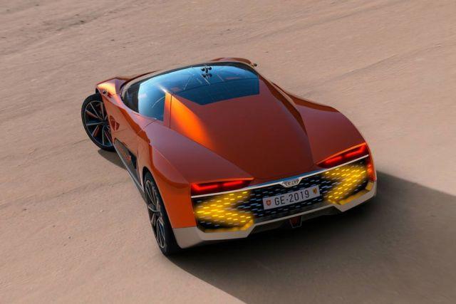GFG Kangaroo electric all-terrain supercar concept (5)
