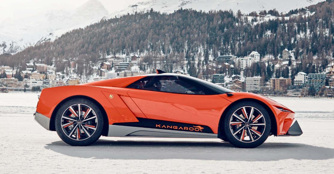 GFG Kangaroo electric all-terrain supercar concept (1)