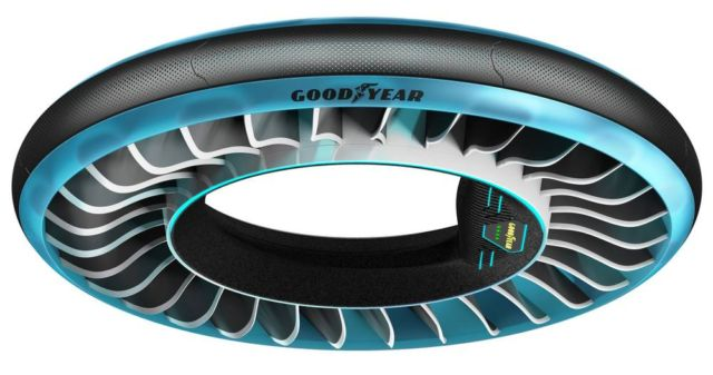 Goodyear Aero - A two-in-one tire (1)