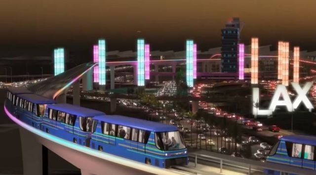 LAX is starting its Automated Elevated Train project (4)